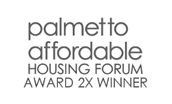 Palmetto Housing Forum Award Winner -- 2002 (Private Sector) & 2004 (Creative Partnership)